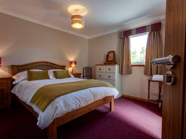 Double Room - Birches B&B in Dundonnell
