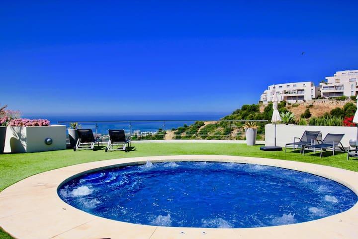 Modern 2BR in Samara Resort Marbella, Indoor and Outdoor Pools, SPA