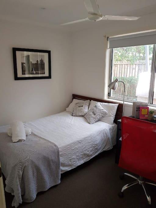 The Brooklyn room