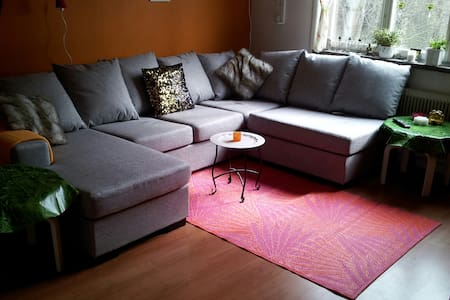Cozy and ideally located Hammarby two roomer - Stockholm