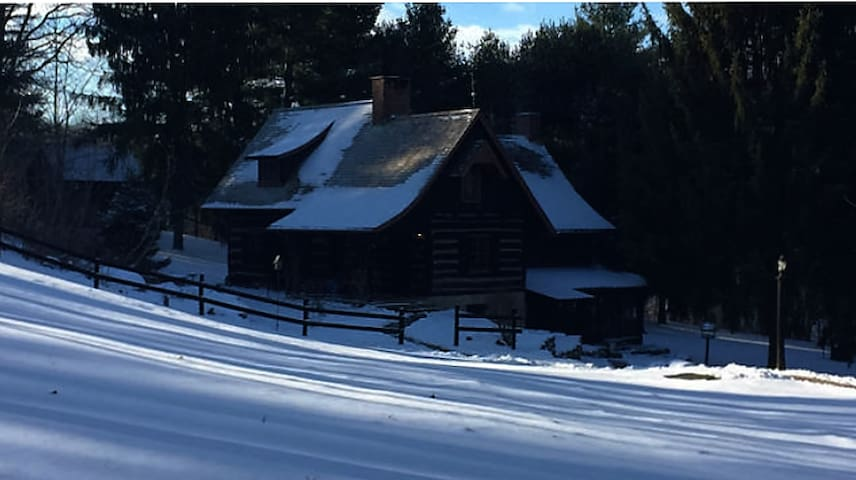 The Kennedy Cabin,  Est. 7/7/77