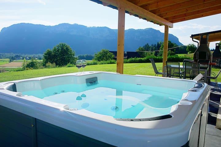 FEWO Kaiser Ferienhaus Petzen