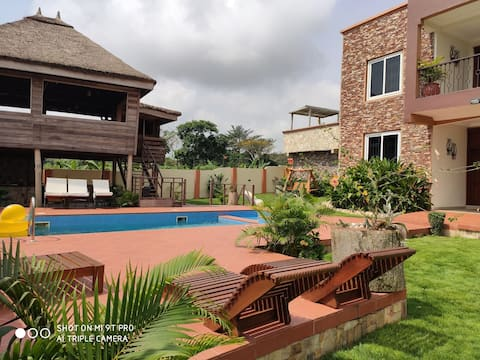 Bribong Suites is a fully furnished apartments