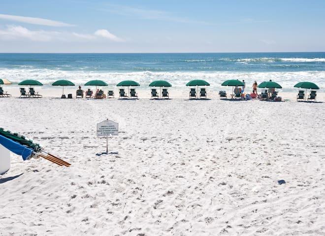 Enjoy our oasis of relaxation & beautiful beaches - Santa Rosa Beach - Condominio