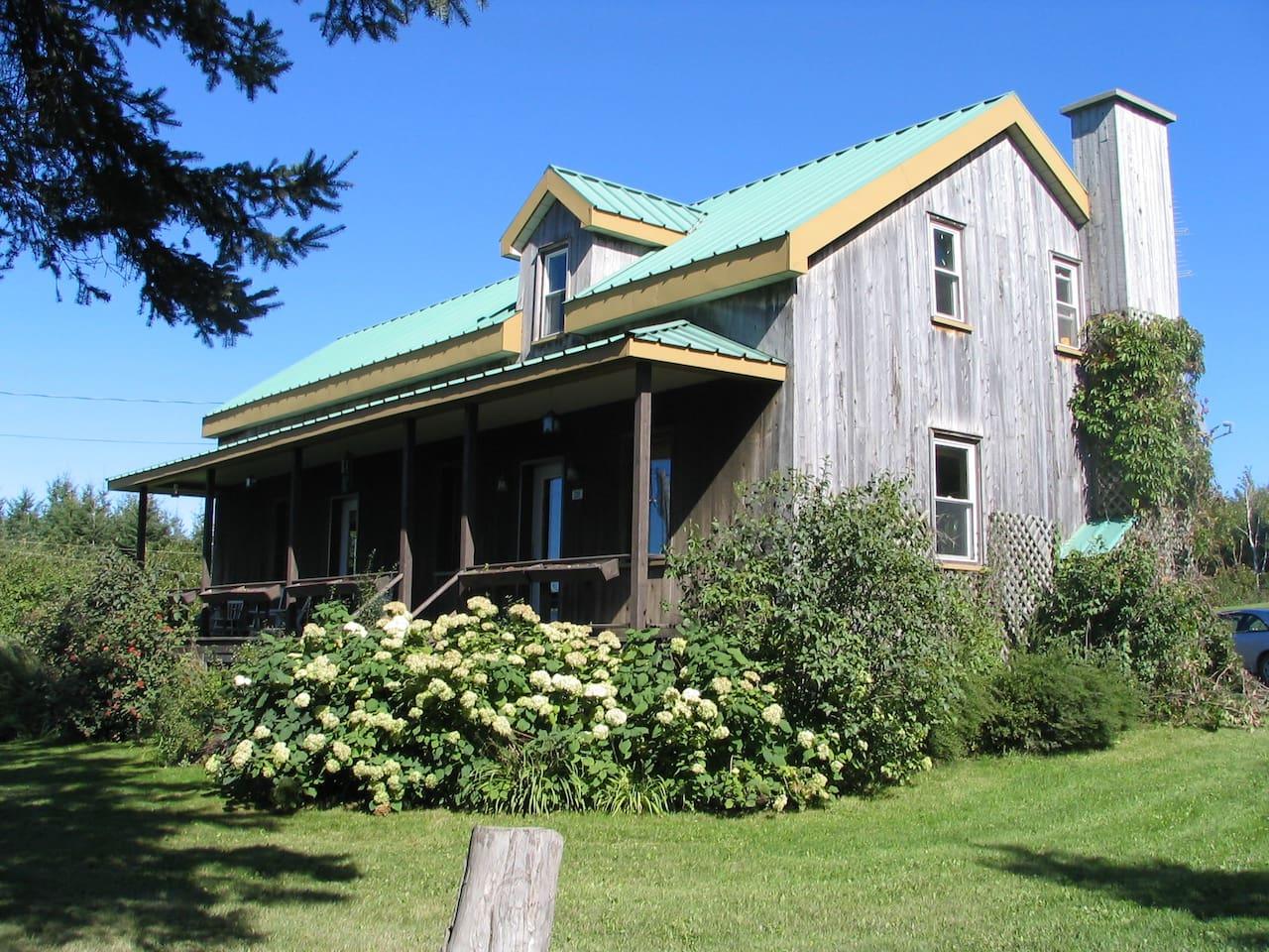 Maison de 1889