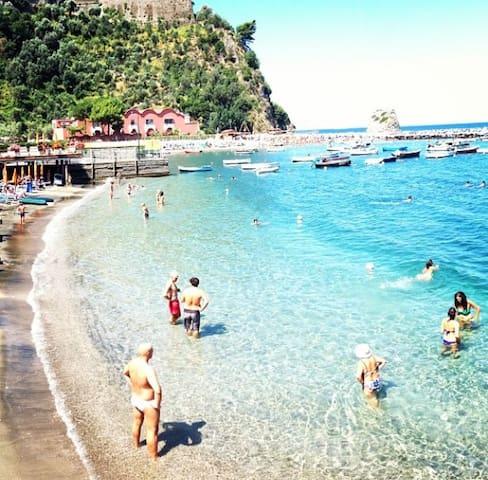 Rosa Relais -  Vico Equense beach, Sorrento Coast - Vico Equense - Dům