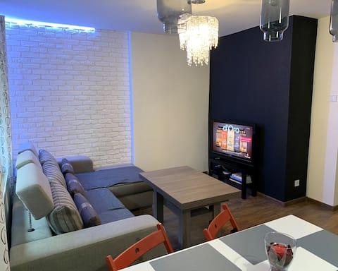 Apartament rodzinny 70 m2