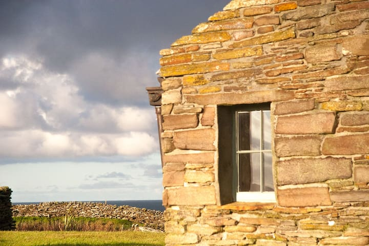 Verracott, island bolt hole/self catering cottage - GB - 獨棟