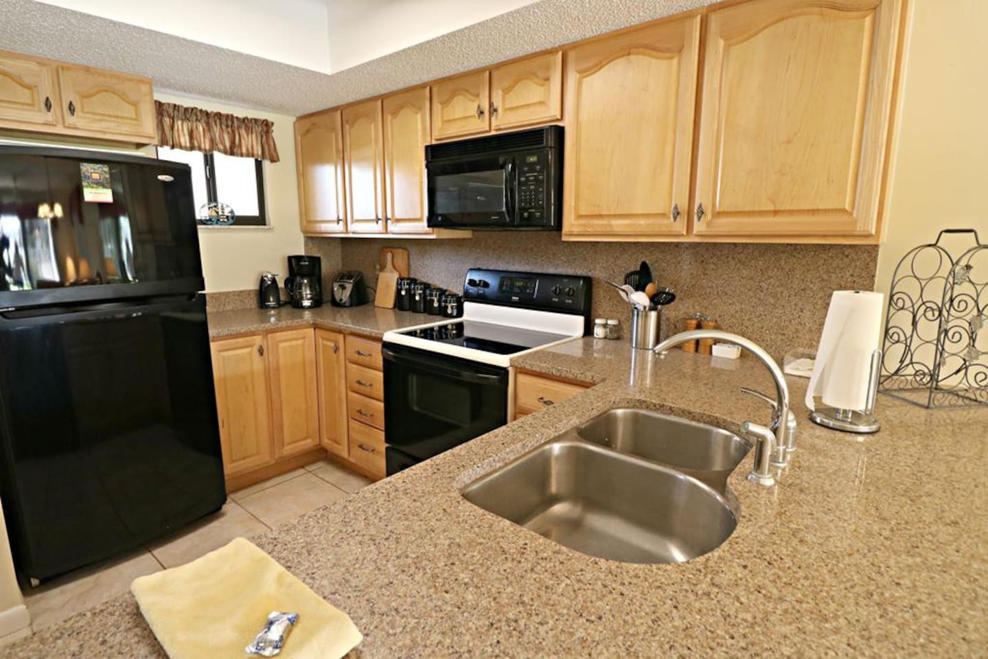 St. Augustine Beach Vacation Rentals Kitchen