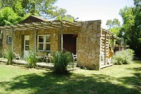 LA BARRA-Relax en bella cabaña - La Barra - Blockhütte