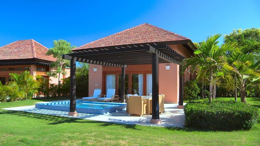 Luxury Villa w/private pool in Cap Cana