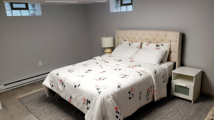 Perfect Private Bedroom for You