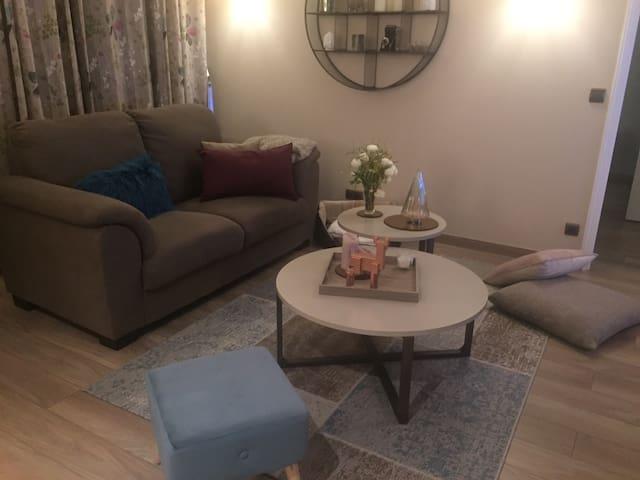 Appartement tranquille et lumineux en centre ville - Le Plessis-Trévise - Apartament