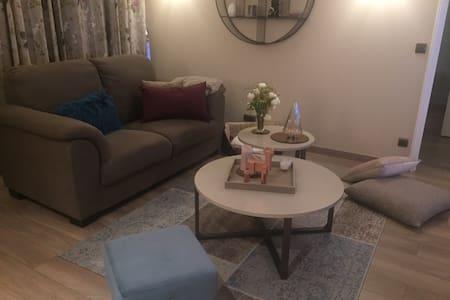 Appartement tranquille et lumineux en centre ville - Le Plessis-Trévise - Flat