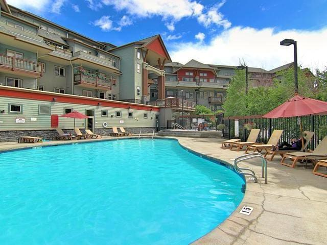 Lodges at Canmore Two Bedroom Condo BEST VIEW&POOL