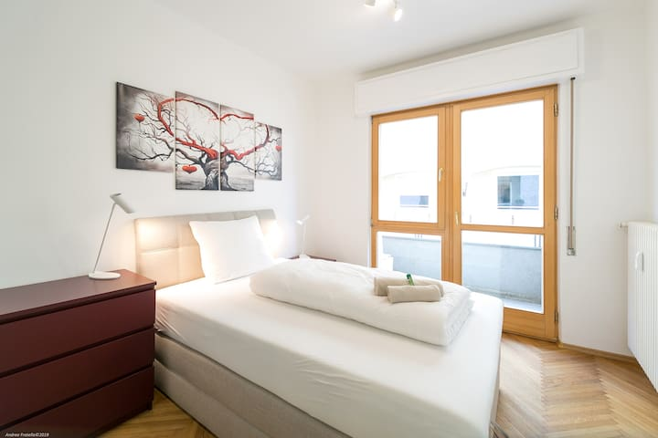 Apartment near Watherplatz for 5 persons TOP