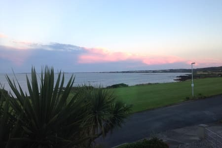 Sea views from Hampton Cove (2nd room) - Balbriggan