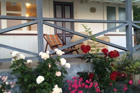 Rose Cottage, Foxton Beach