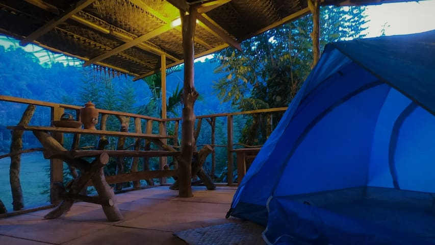 Kandy Nature Camp Site