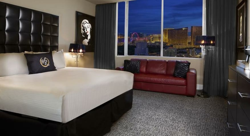 Booked vip shared Room LV Status