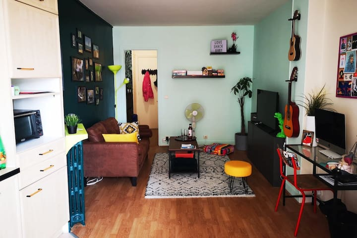 Appartement Cosy à Vincennes (T2)
