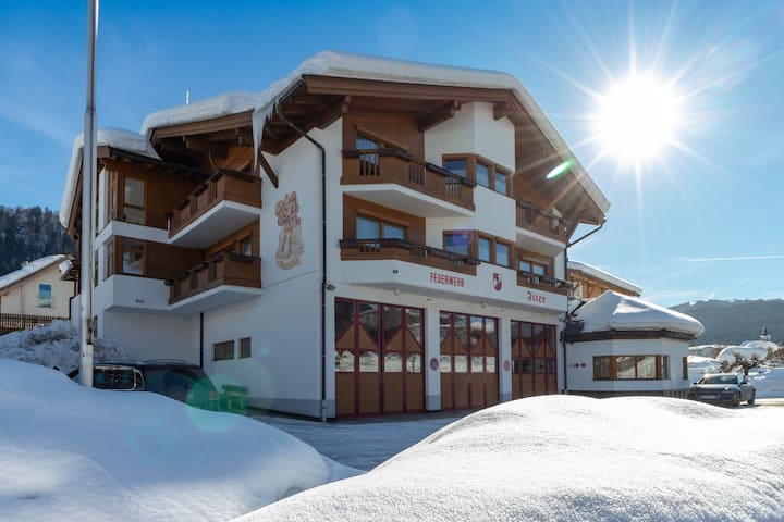 Urban Apartment in Itter near Edelweiss Communal Pool and Ski Lift