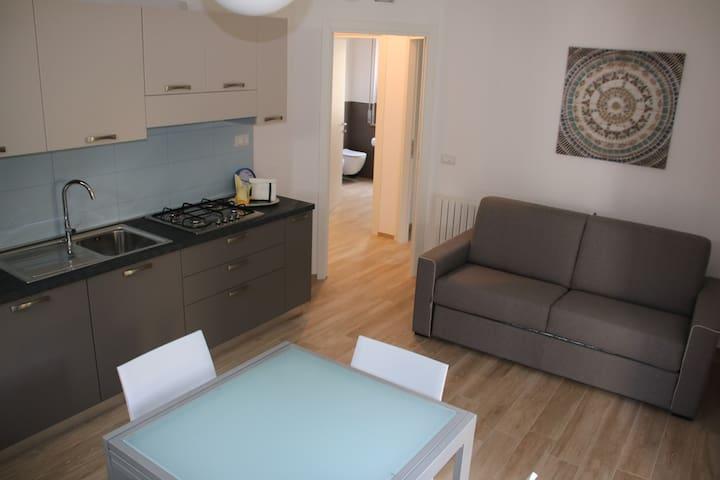 Nuovissimo appartamento  a due passi dal mare