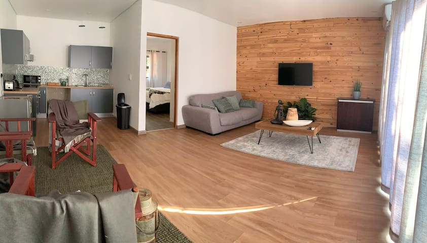 Your private living area