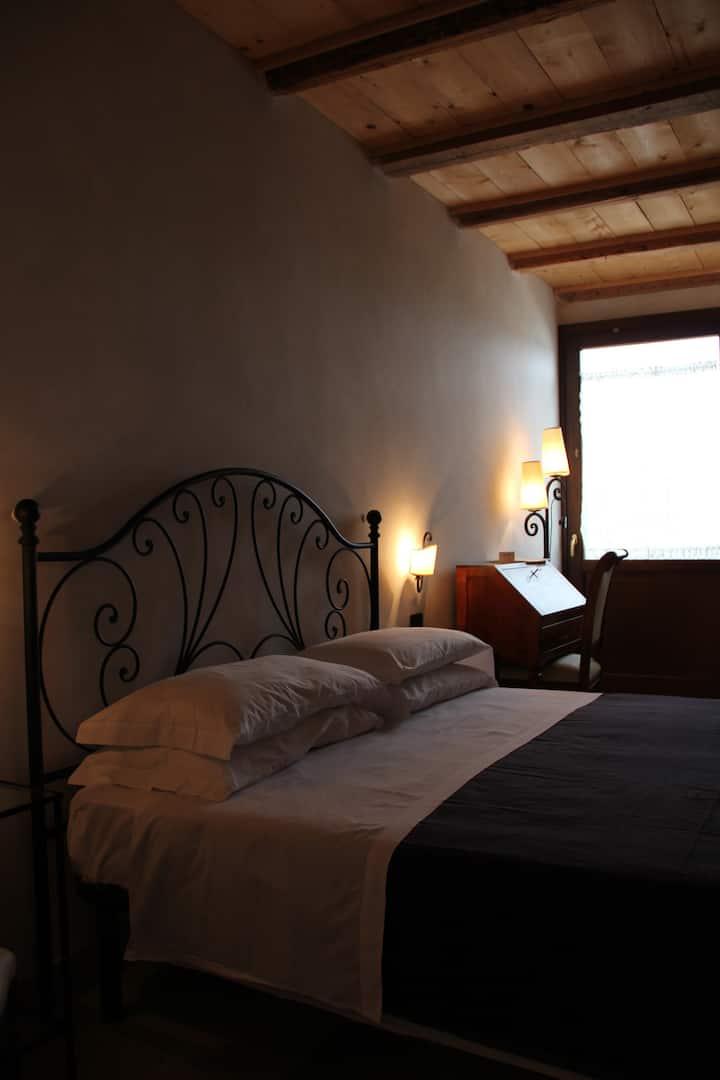Camera Standard e vista mare a Masseria Donnaloia