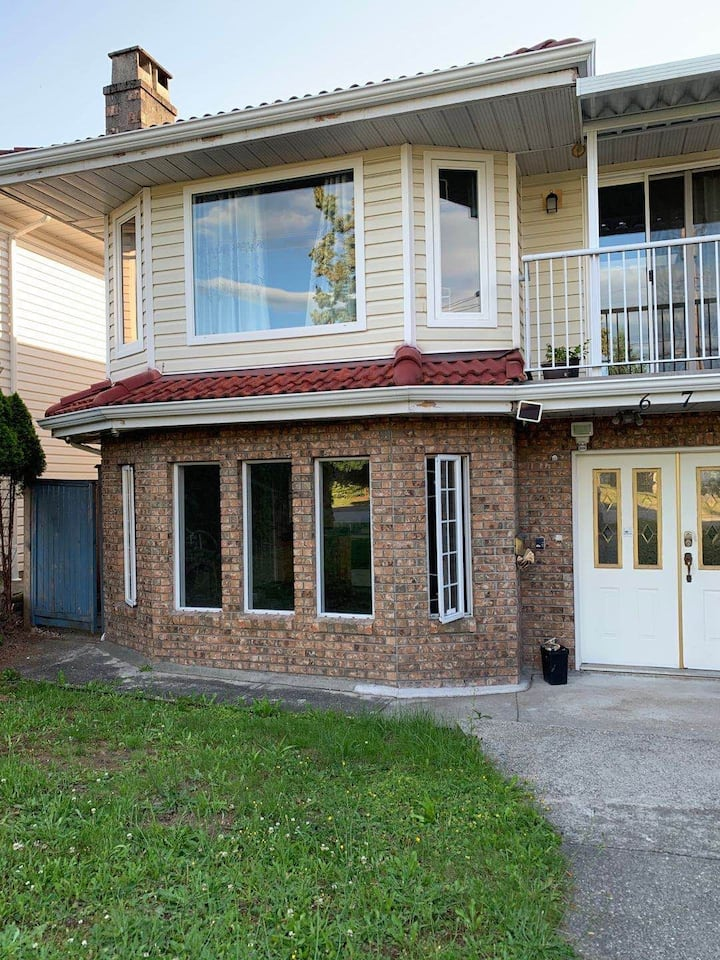 Private two bedroom rooms close to Metrotown