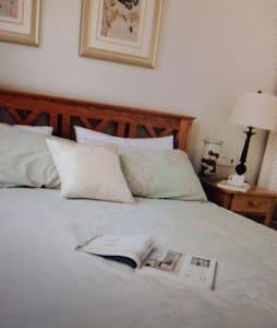Cozy cozy apartment - 巴克利 - Haus