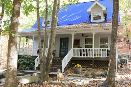 Oakleaf Cottage, Quiet Scenery near Chattanooga - Trenton - House