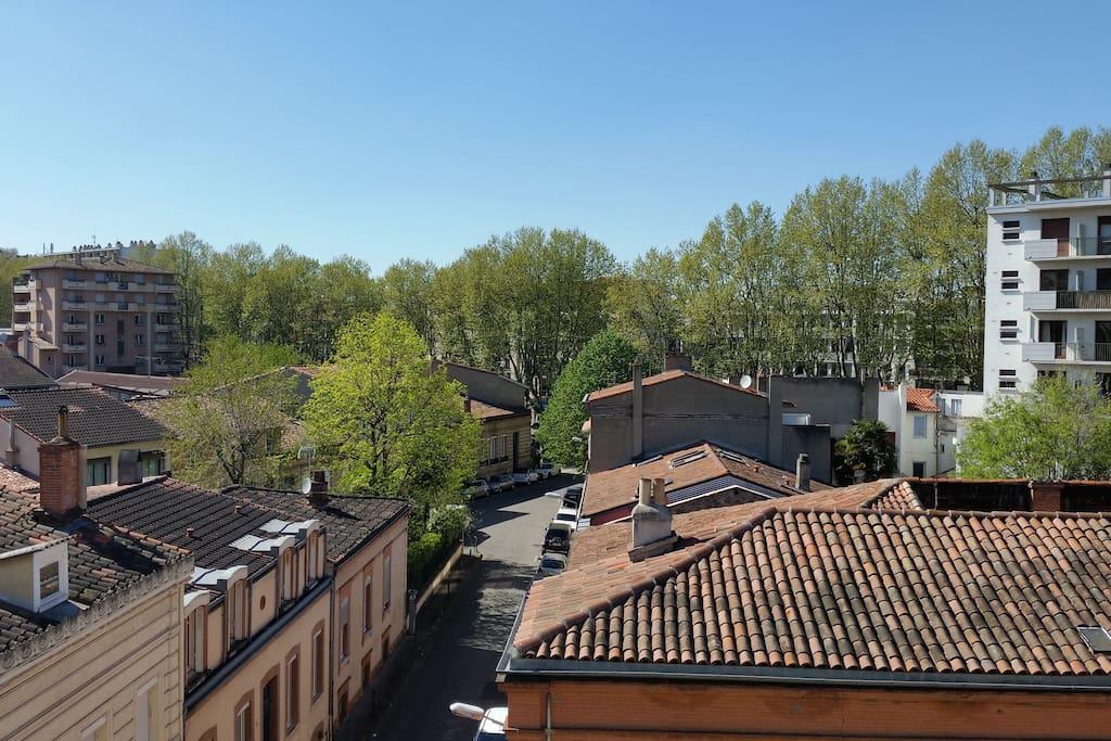 Location Appart Toulouse Centre Ville Compans Caffarelli
