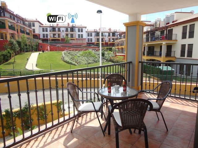 Magnifico apartamento en Costa Esuri, Ayamonte - Ayamonte - Apartment