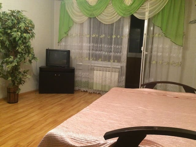 Apartment in the city center. Near 95