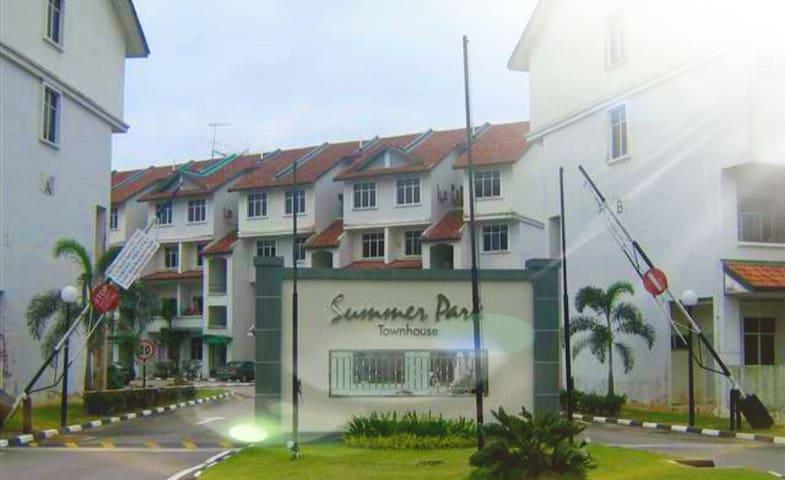 Summer Park Seri Alam Pasir Gudang - Masai - Dům