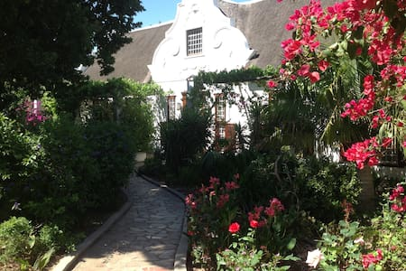 Wittedrift Manor House - Magestic homestead - Tulbagh