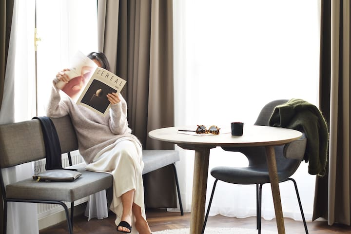 Comfort Suite in Hotel Pistache
