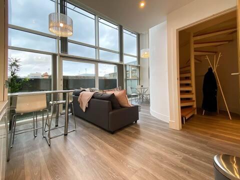 Glasgow Merchant City Premium Home