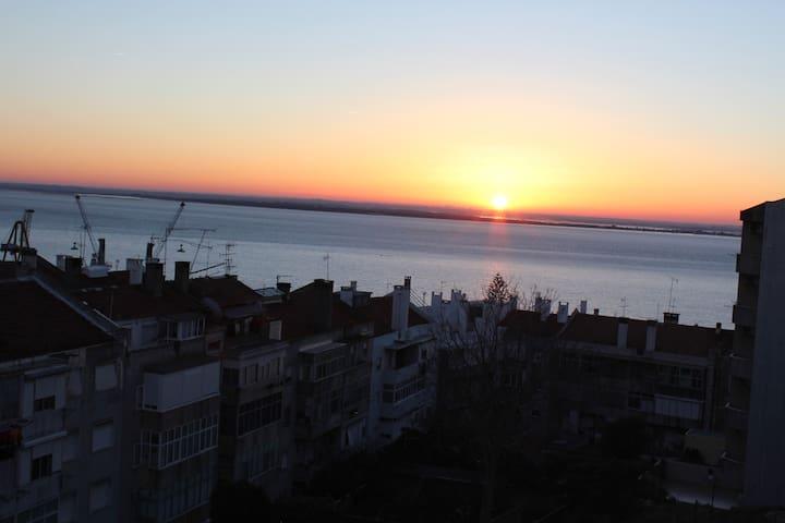 City Center, Amazing River View - Lisboa - Lakás