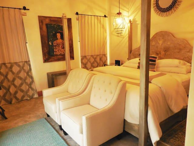 La Valentina Suite inside Villa Valentina