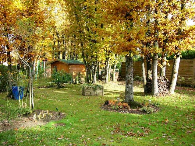maison au calme, ensoleillée, avec grand jardin - Orléans - Talo