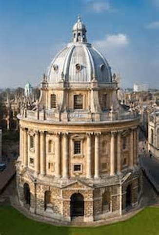 Bright, cosy single bedroom - Oxford - Casa