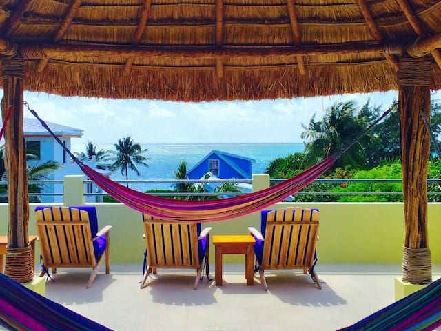 Relax by the Ocean-Pool, AC, Private Dock-Caribbean Sunrise Villa