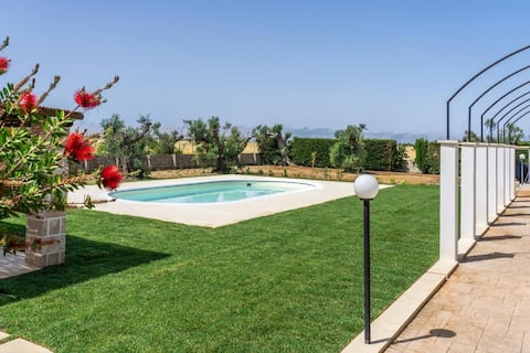villetta con piscina a 10km da Gallipoli