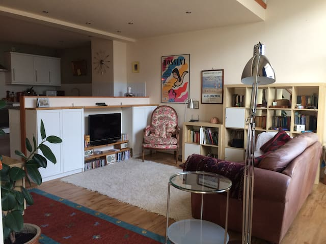 A cosy, stylish home from home - Hebden Bridge - Wohnung