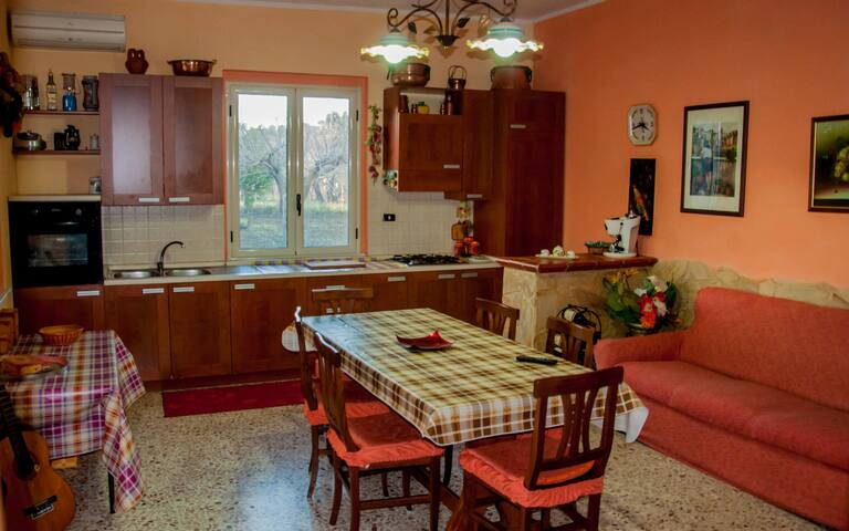 Billy's Cottage - Mazzarino - House