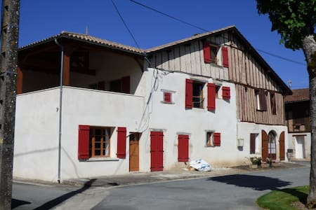 Comfortable B and B  1 double - Castelmoron-sur-Lot - Bed & Breakfast
