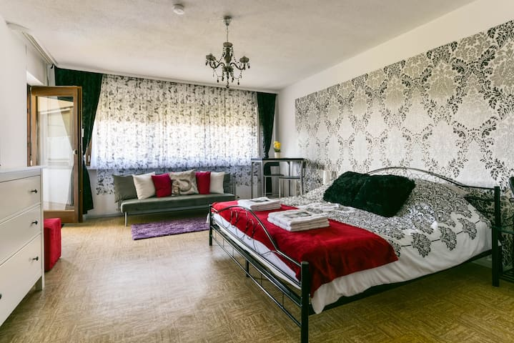 Two Bedrooms in Endingen btw. Europa Park/Freiburg