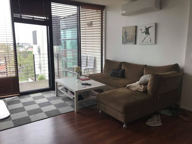 Cozy apartment close to Mebourne CBD